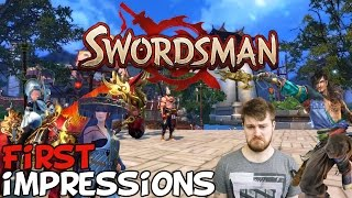 "Swordsman Online First Impressions ""Is It Worth Playing?"""