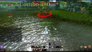 ArcheAge PTS Archery Test with Latam Ping - Endless?... arrow?...