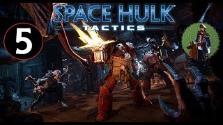 I Can't Believe That Worked! | Let's Play Space Hulk Tactics Blood Angels Campaign #5