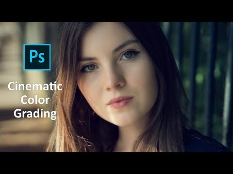 Photoshop Tutorial: Cinematic Color Grading thumbnail