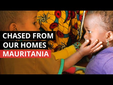 MAURITANIA | Forgotten Crises: refugees struggling with food shortages