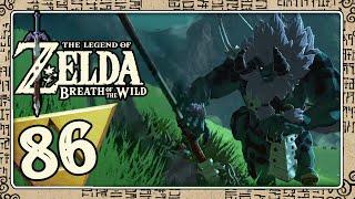THE LEGEND OF ZELDA BREATH OF THE WILD Part 86: Noch ein blauer Leune!