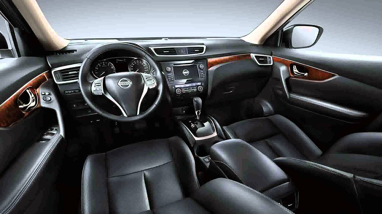 2015 nissan xtrail youtube for Nissan x trail interior