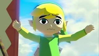 The Legend of Zelda: The Wind Waker HD - Introduction / Outset Island (First 30 Minutes)