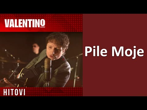 Valentino - Pile moje - (Official Video 2014) HD