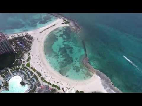 Nassau Bahamas Drone Montage