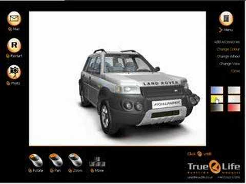 Web3D Transport Collection by True2Life Ltd