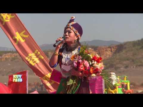 """Ntxawm Tsab 2014 in China -Mus Suav Teb: """"Khuv Xim Tsis Cia Deev"""" Hu Nkauj- Dej Liab, Suav Teb thumbnail"""