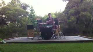 Cobus Potgieter - Punk Play Along - Drum cover
