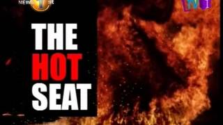 The Hot Seat - 14th September 2016