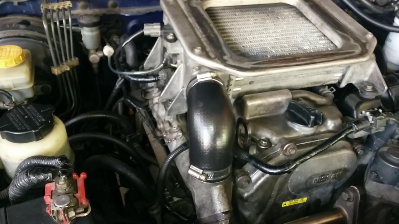 D22 Frontier YD25DDTi Fuel Pump Noise?  YouTube