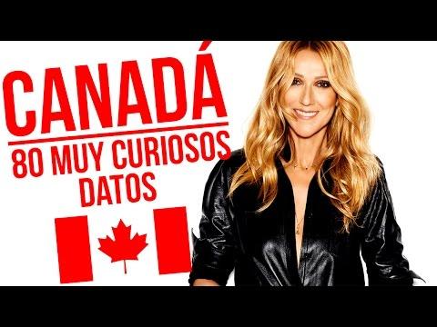 80 muy CURIOSOS datos de Canadá