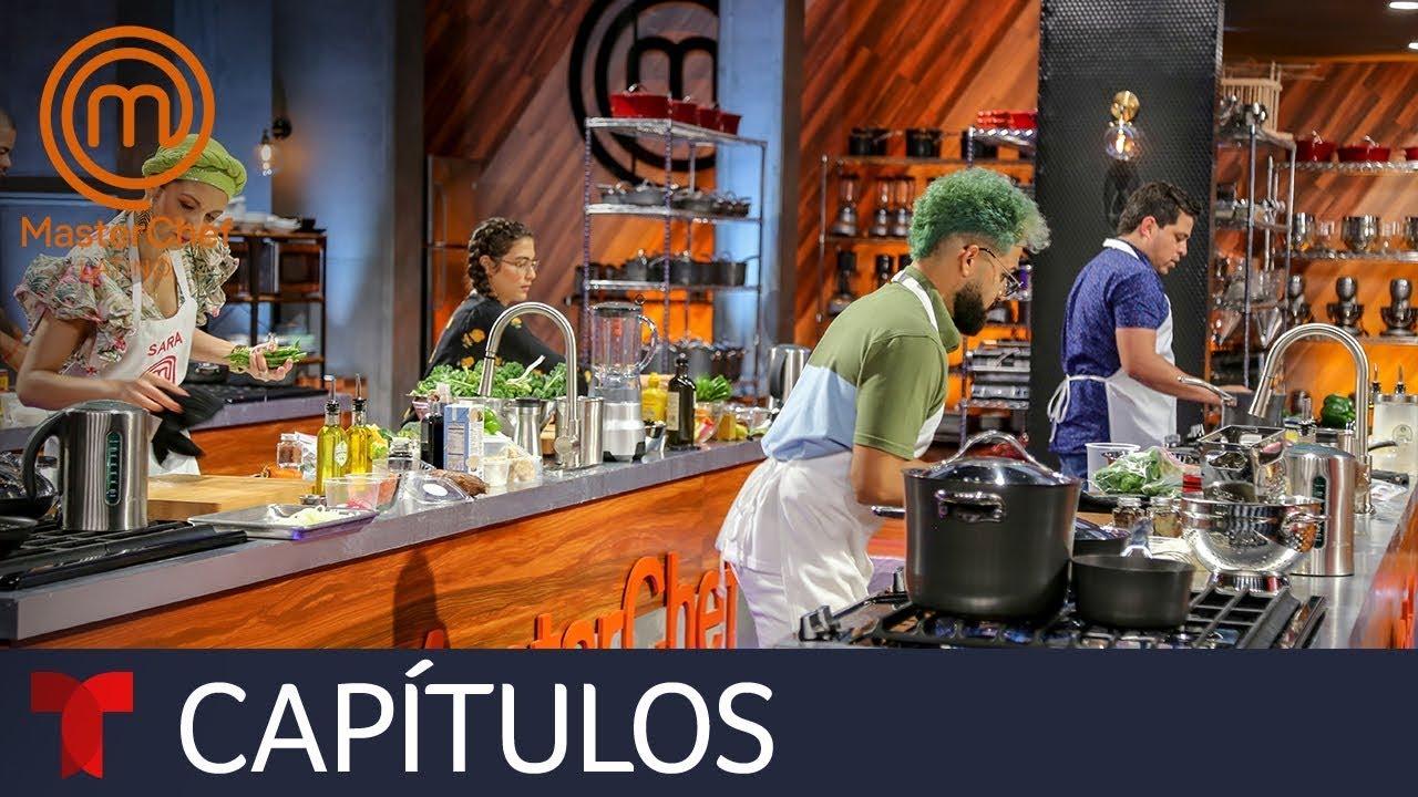 MasterChef Latino 2   Capítulo 3   Telemundo