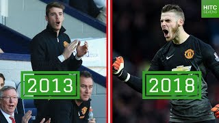 7 Man Utd Subs from Fergies Last Game: Where Are They Now?