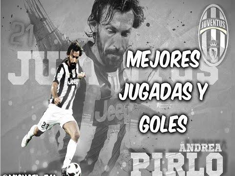 las mejores jugadas y goles de ANDREA PIRLO 2015/2016