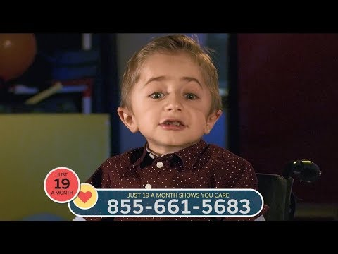 Shriners Christmas 2020 Commercial Shriners Hospitals commercial: Kaleb's Story   YouTube