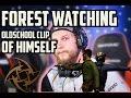 NiP f0rest watching oldschool clip of himself!