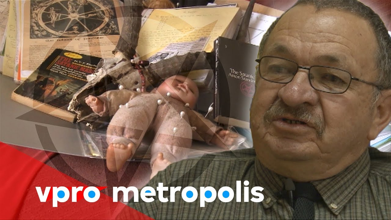Occult agents - The spirit of South Africa - VPRO Metropolis