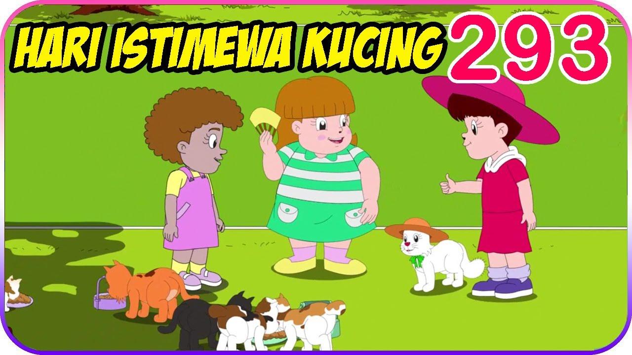 Seri Diva | Eps 293 HARI ISTIMEWA UNTUK KUCING | Diva The Series Official