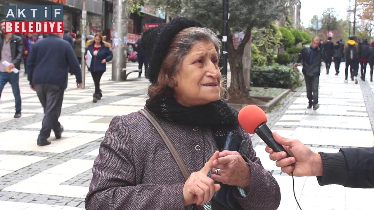 Avcılar'da Az Parayla Çok İş Yapılıyor - Aktif Belediye Sokak Röportajları