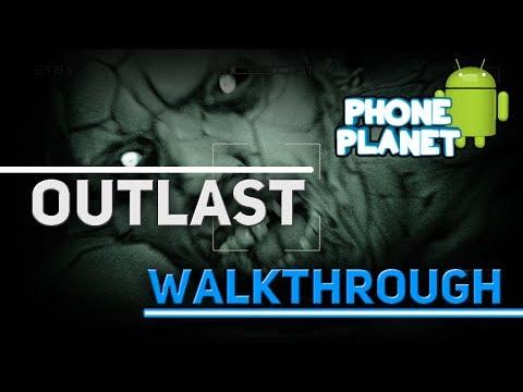 Outlast Walkthrough - Стрим 3 - PHONE PLANET