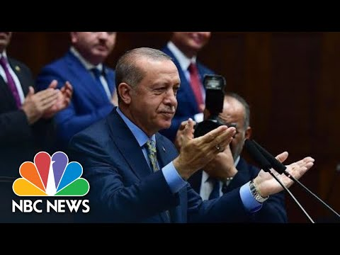 Turkey's President Recep Erdogan Says Jamal Khashoggi Was Victim Of 'Political Murder' | NBC News