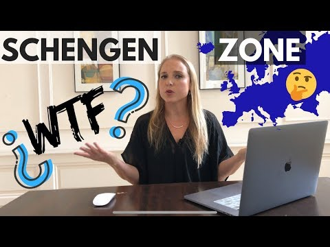 THE SCHENGEN ZONE TRAVEL EXPLAINED - DIGITAL NOMAD TV