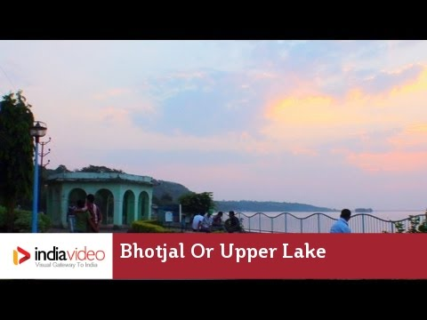 Bhojtal – a calm lake in Bhopal