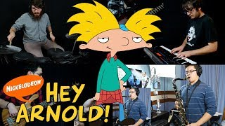Hey Arnold! - Intro Theme (Opening 1) (Inheres ft. Insaneintherainmusic)