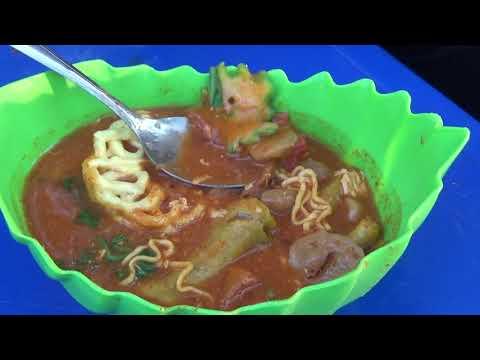 SEBLAK CIANJUR RASA SUMATERA (Bengkulu Street Food)