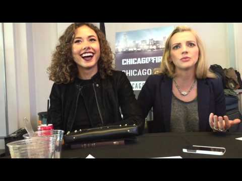 Chicago Fire romance: Jili?
