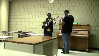 Guitaro 5000 covers Neyo -  Let me Love you (With Khalil Welch).wmv