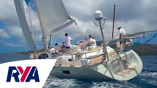 Oyster 575 Yacht Boat Tour - Step on board the luxury Yacht