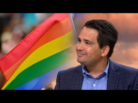 Simon Bridges says he's 'moved on' from his past views against same sex marriage
