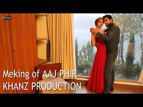 MAKING OF RIMAL & SULMAN SONG - KHANZ PRODUCTION...