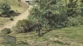 GTA 5 Super Jump Cheat Demo