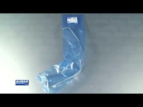 Oil feed pipe / Tubo de engrase Seat Ibiza 1.9 TDI ATD .