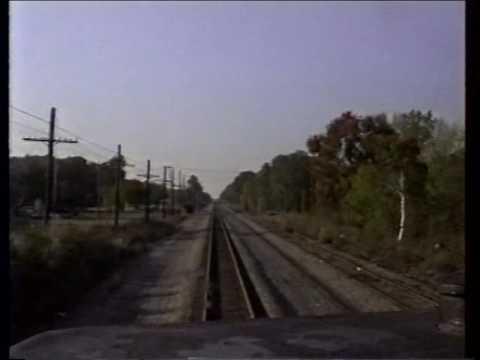RDMVTL 902 ~ 10/15/1993 AMTRIP'93 P72 CAB RIDE 3 RENSSELAER ~ SCHENECTADY , NYCRR 100