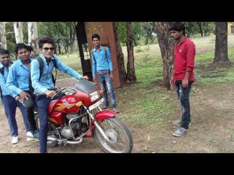 bike stunt shahdol