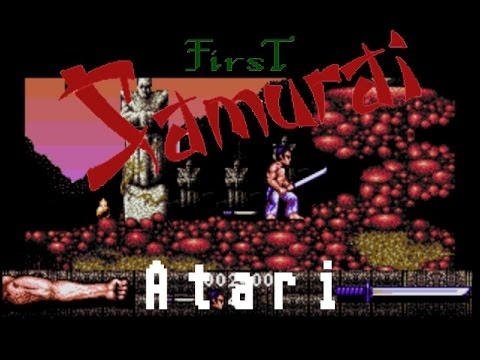 The First Samurai - Atari ST (1991)