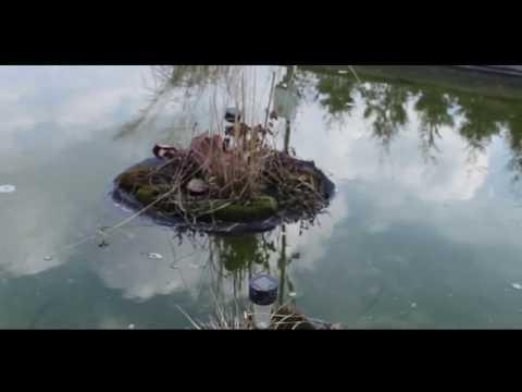 ИСКУССТВЕННЫЕ острова после зимы
