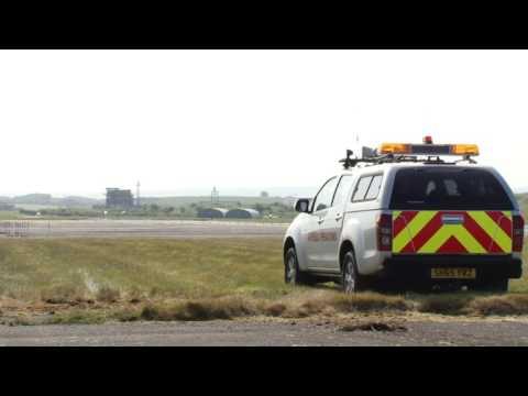 UK Airport Safety Week - Glasgow Prestwick Airport