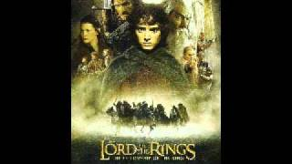 lord of the rings trailer music