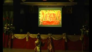 Baro Mashe Tero Parbon - By Bharati - Bengali Association of Thailand, kids Part 3