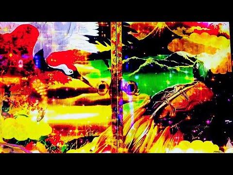 保留0で金襖の初動!期待高まる展開に⁉︎ CR 真・花の慶次2 漆黒の衝撃 【縦長動画】【スマホ】【漆黒の衝撃】