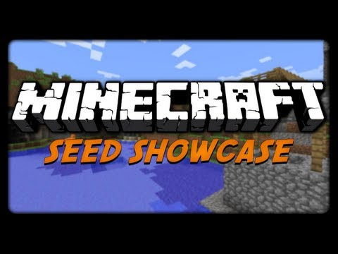 Minecraft Seeds - Surface Dungeon In Plains Biome!