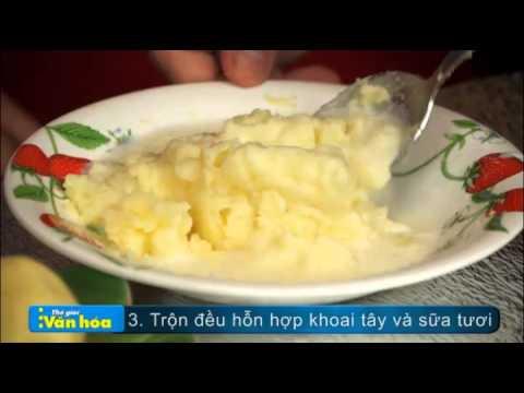 Mặt nạ khoai tây sữa tươi [www.4love..vn]
