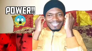 An African's first time reacting to Ellie Goulding - Power  🔥🔥🇬🇧🇬🇧