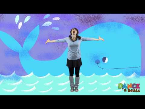 Preschool Learn to Dance: Big Blue Whale