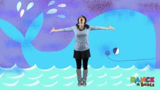 Preschool Learn to Dance: Big, Blue Whale